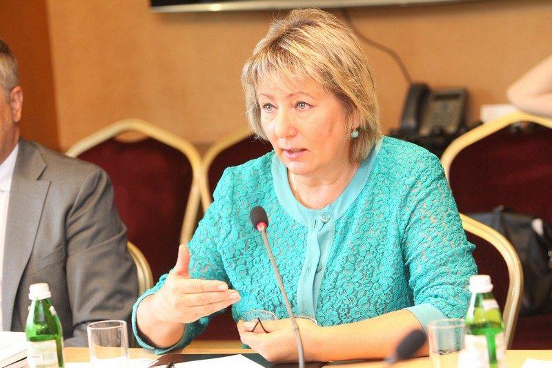 Главой нового Верховного суда избрали Валентину Данишевскую