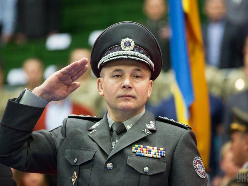 Начальник СГО Гелетей подал в отставку