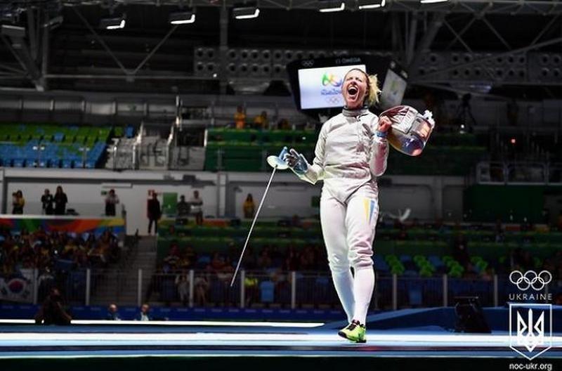 В финале чемпионата мира николаевская саблистка Ольга Харлан встретится с россиянкой Софией Великой