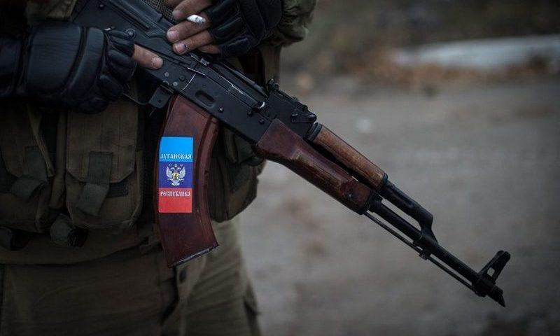 Боевики на Донбассе проводят учения с применением артиллерии, - разведка 3