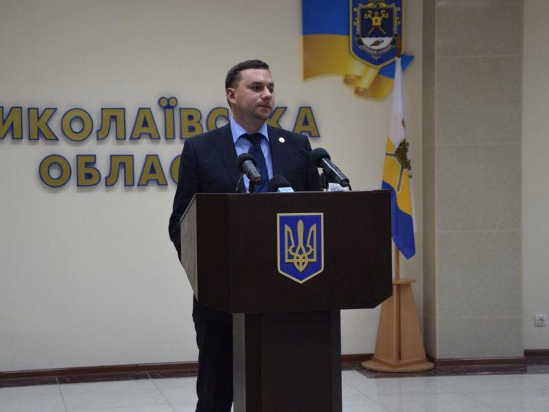 Максименко предлагает передать находящиеся на балансе САД улицы Николаева обратно городу