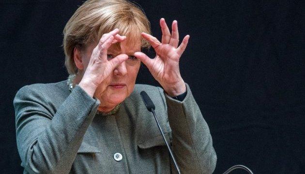 Меркель: итогом политического процесса в Сирии должны стать выборы с участием беженцев