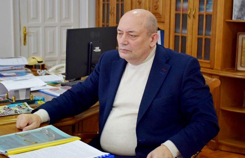 7 июня депутаты Южноукраинского горсовета рассмотрят отставку мэра Пароконного