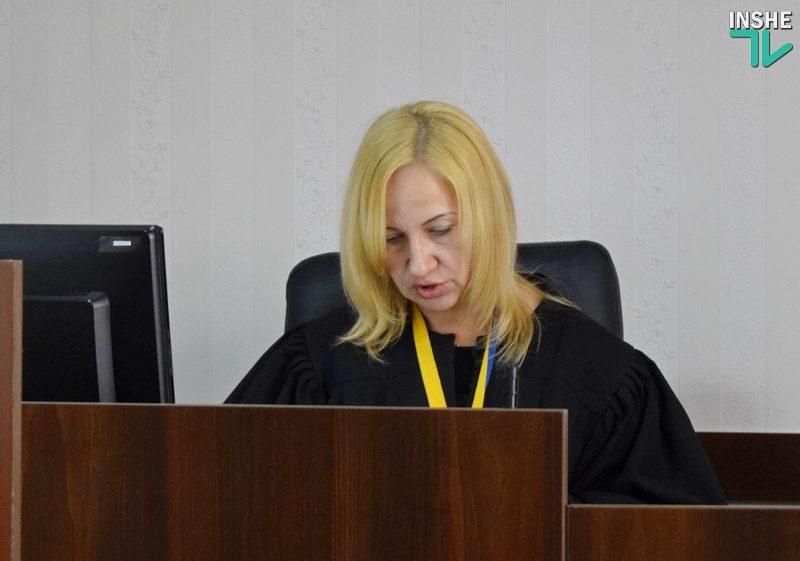 Председатель Центрального суда Николаева Галина Подзигун попала в резонансное ДТП. ОБНОВЛЕНО