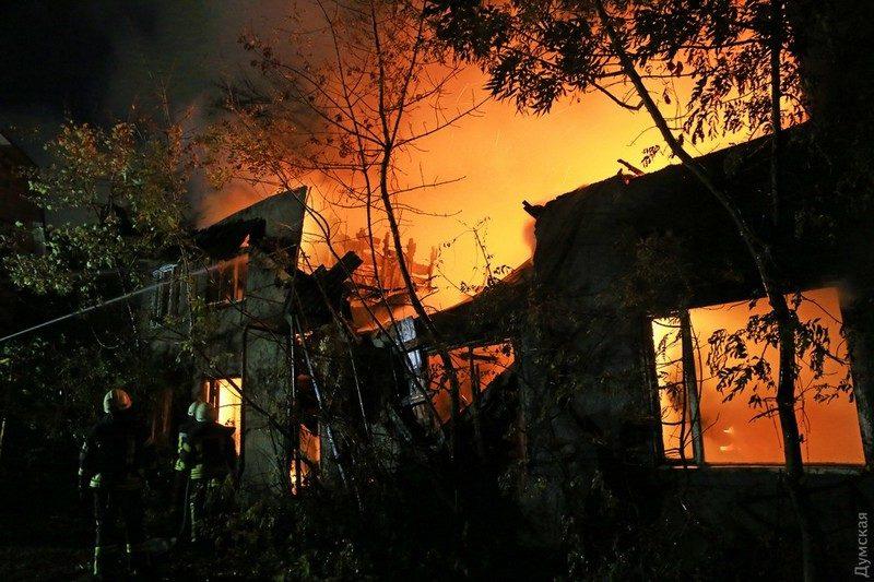 На Николаевщине очередной неосторожный курильщик сжег свой дом