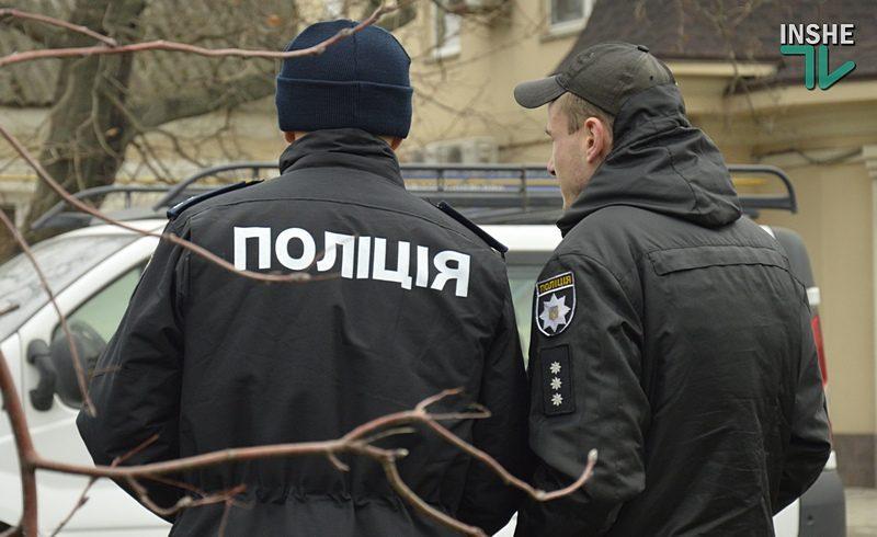 В Николаеве пьяный водитель сбил патрульную и пытался скрыться