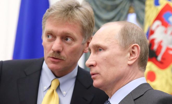 Кремль отреагировал на предложение Зеленского поговорить