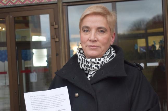 Соломатина намерена судиться с Луценко из-за передачи СБУ дела о коррупции в НАПК