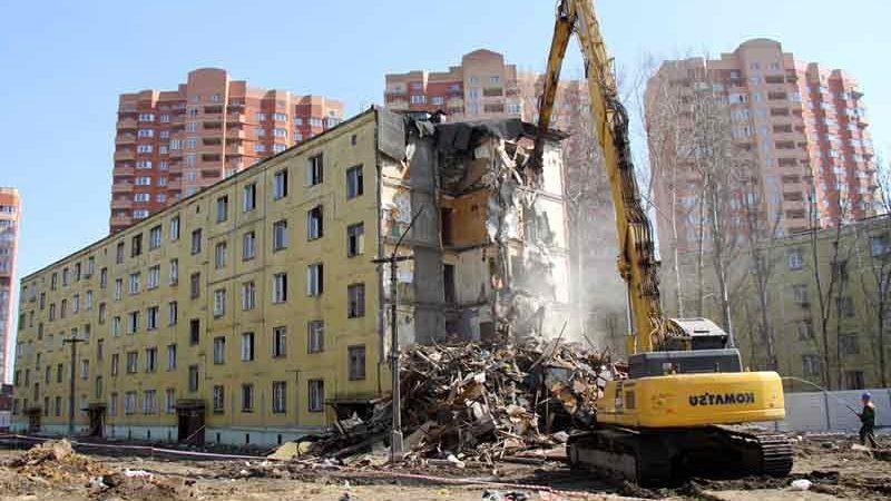 В Украине снова заговорили о сносе хрущевок — если застройщики, жители и местные власти найдут выгодный всем вариант (ВИДЕО)