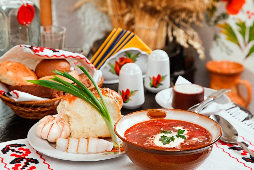 картинки с украинскими блюдами меньше
