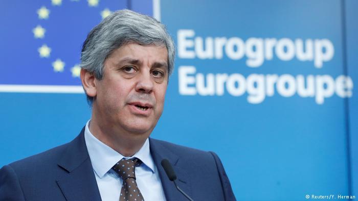 Председателем совета министров финансов государств еврозоны станет португалец