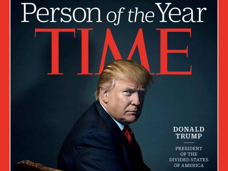 Американский журнал Time опубликовал имена 10 ньюзмейкеров – претендентов на звание «Человек года»