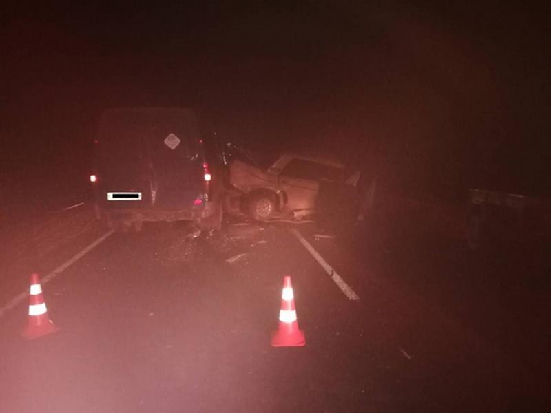 Под Николаевом столкнулись три автомобиля – погиб водитель одной из машины