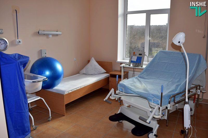 На трудные случаи в родовспоможении у Николаевской области уже есть ответ