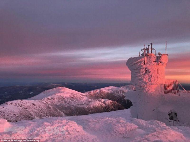 Наверно, так выглядела бы Нарния: как красиво замерзает Ниагарский водопад