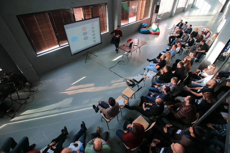 В Николаеве прошла самая большая IT-конференция города MY WEB TECH 2017