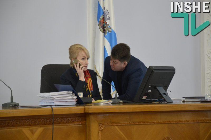 Депутаты Николаевского горсовета собрались на сессию – будут утверждать заместителей мэра и состав исполкома (ТРАНСЛЯЦИЯ)