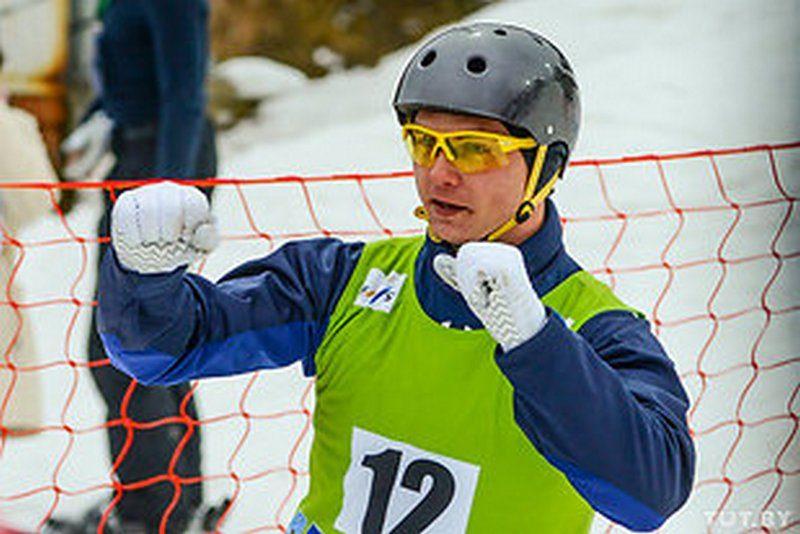 Николаевский фристайлист Александра Абраменко выиграл «серебро» на этапе кубка мира в США