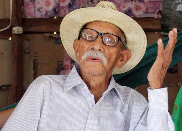 В Мексике умер долгожитель – ему был 121 год
