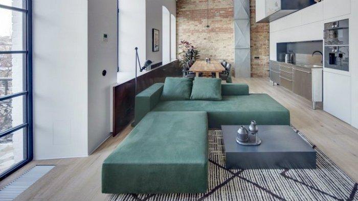 Киевская квартира одержала победу в международном конкурсе дизайна 9