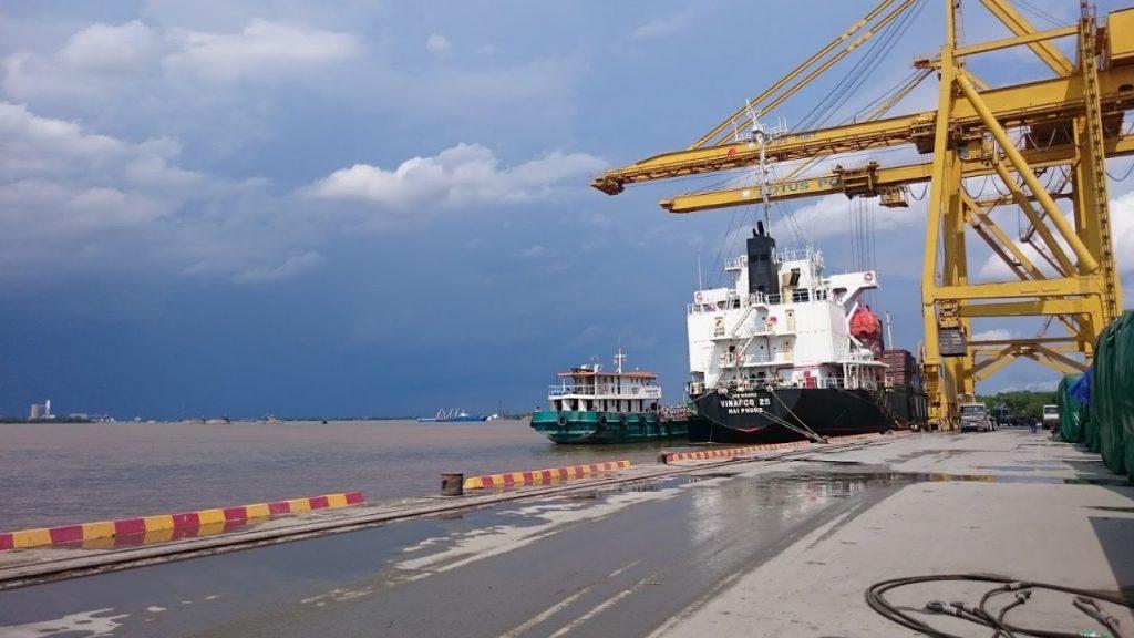 Мининфраструктуры намерено развивать порт во Вьетнаме как логистический центр для украинских товаров