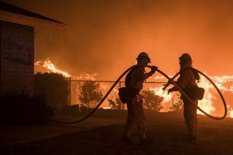 В Кривом Роге горел архив прокуратуры – датчики пожарной безопасности сработали поздно