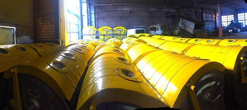 55 школ Николаева давно их ждали: прибыли контейнеры для раздельного сбора мусора