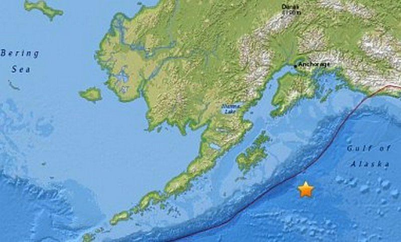 Аляску может накрыть цунами – жителей призвали эвакуироваться
