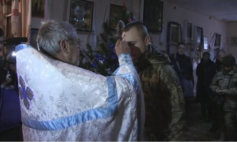 Сочельник в зоне АТО: один обстрел у Новолуганского, наши бойцы в целости и сохранности и готовятся встретить Рождество
