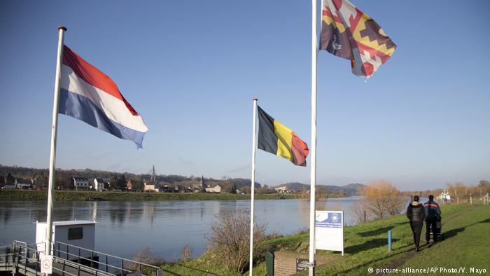 Необычайный случай: Бельгия иНидерланды обменялись территориями