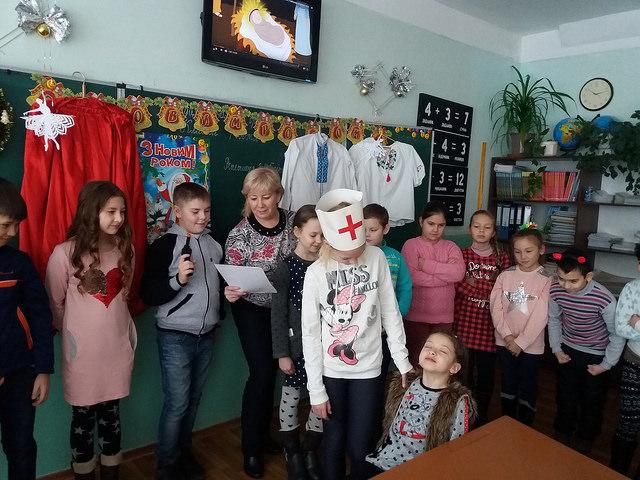Есть в Николаеве такая школа – дети идут туда даже на каникулах