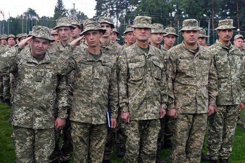 Нардепы одобрили допуск иностранных военных на территорию Украины на учения в 2018 году