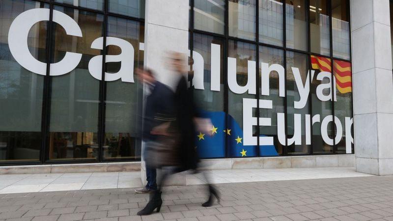 Испания закроет представительство женералитета Каталонии в Брюсселе