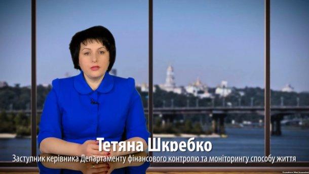 В НАПК 9 месяцев работала чиновница, которую осудили за хищение 3 млрд. гривен