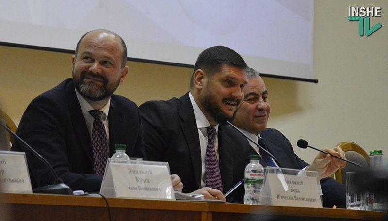 «Человеческий капитал»: Савченко потребовал, чтобы в каждой школе Николаевщины к 1 сентября был интернет и Wi-Fi