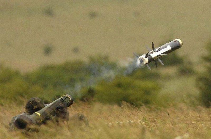 Грузия получила противотанковые ракетные комплексы Javelin