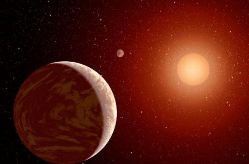 атомы фото экзопланеты с кеплера местность районе современных