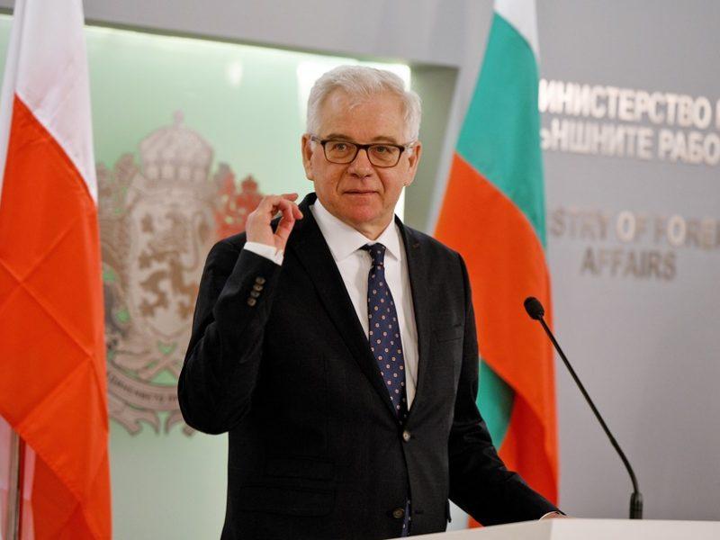 Польше больше не нужны дипломаты «московской школы», новый глава МИДа уволит всех