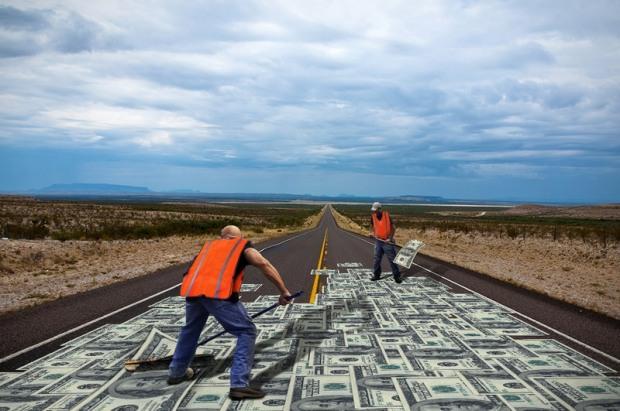 Николаевская область получит 287 млн.грн. государственной субвенции на ремонт местных дорог