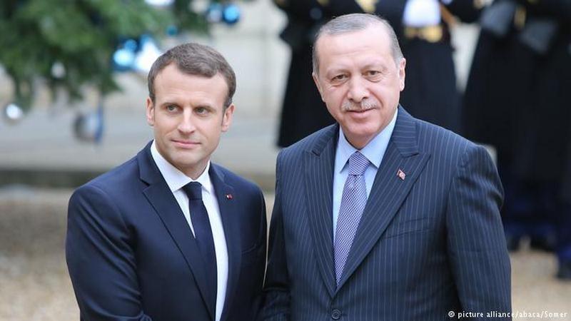 «Недавние события в Турции не позволяют достичь прогресса в присоединении к ЕС» – президент Франции Макрон