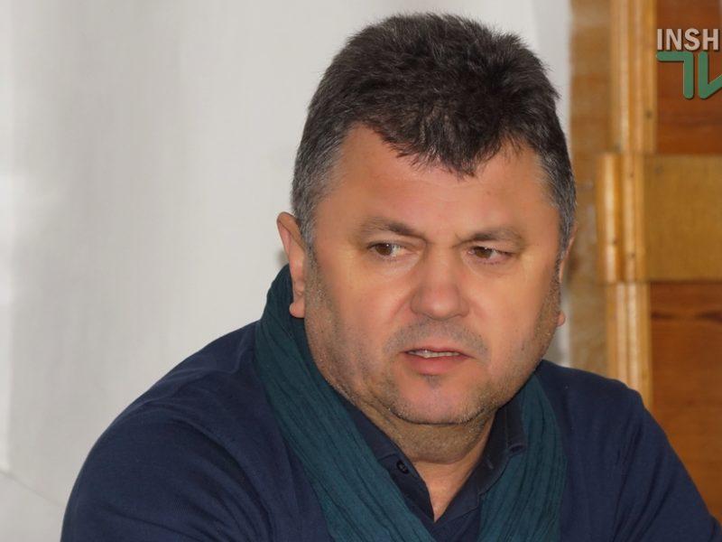 Начальник УОЗ Николаевской ОГА рассказал о благотворительных взносах в больницах (ВИДЕО)