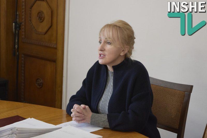Секретарь Николаевского горсовета Казакова написала заявление об увольнении