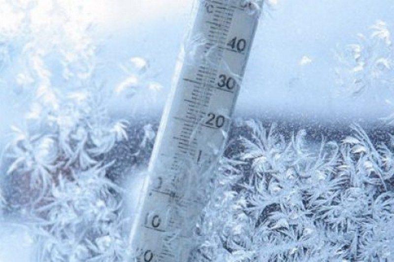 Гидрометцентр предупреждает о сильных морозах сегодня ночью в Украине