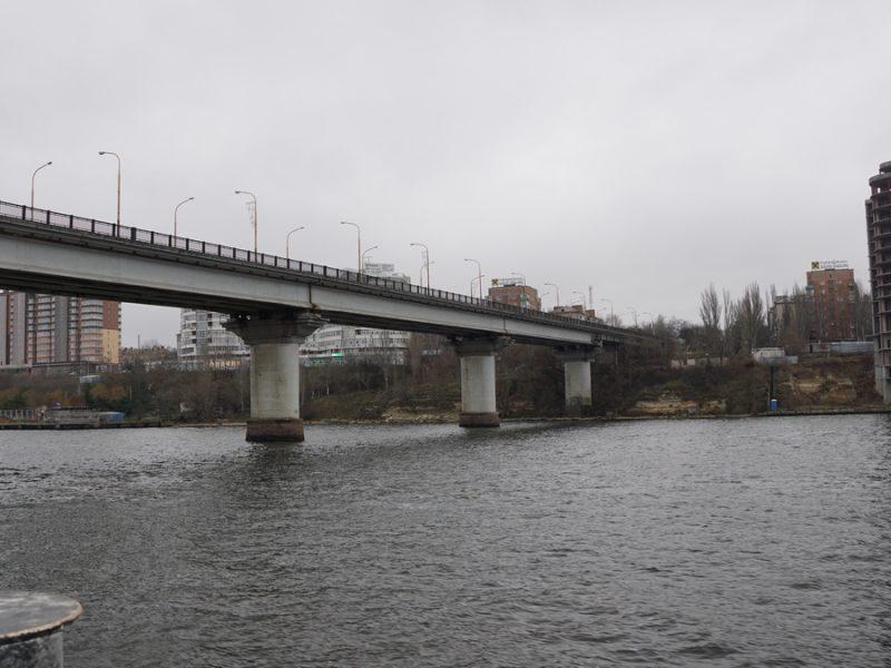 Завтра ночью в Николаеве разведут Варваровский мост