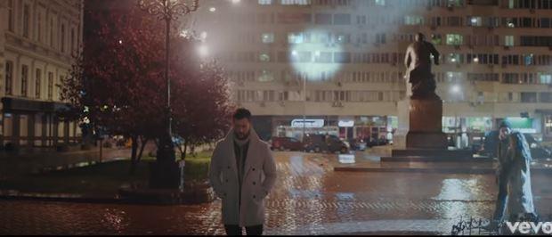 Киевский клип британского певца набрал миллион просмотров