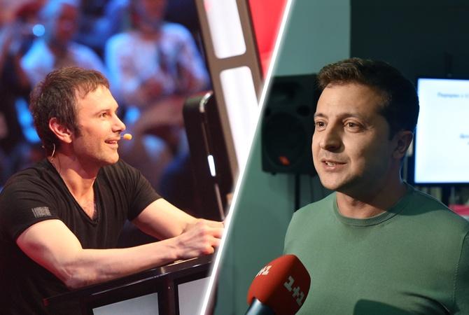 Рейтинг Вакарчука в 2 раза выше, чем у Зеленского, но партия Слуга народа уже набирает 4%