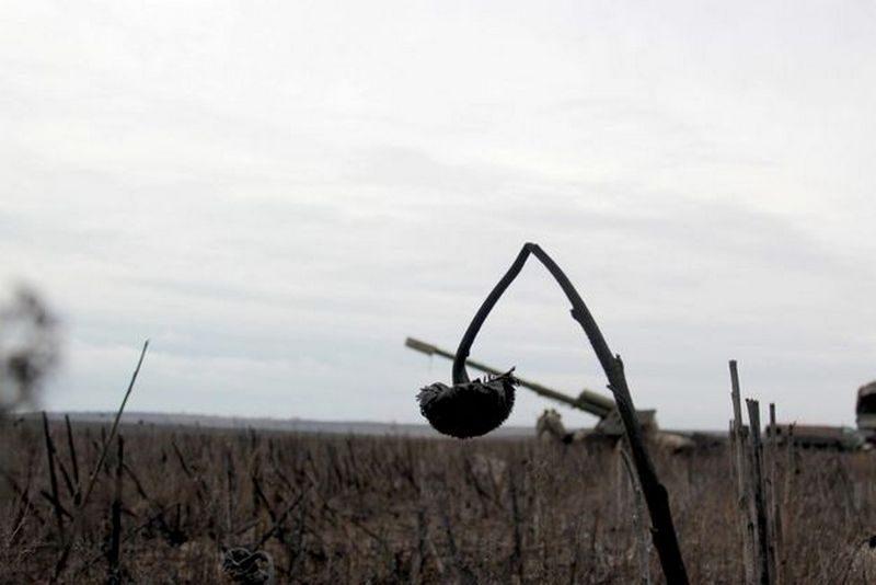 Боевики обстреляли украинские позиции из миномета, потерь нет