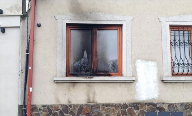 Брензович: В кабинет  закарпатских венгров бросили бутылку сзажигательной смесью