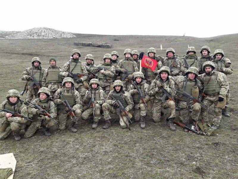 Николаевские морпехи присоединились к многонациональным учениям в Румынии