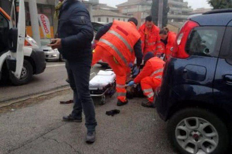 В Италии злоумышленник стрелял из машины по темнокожим – его задержали